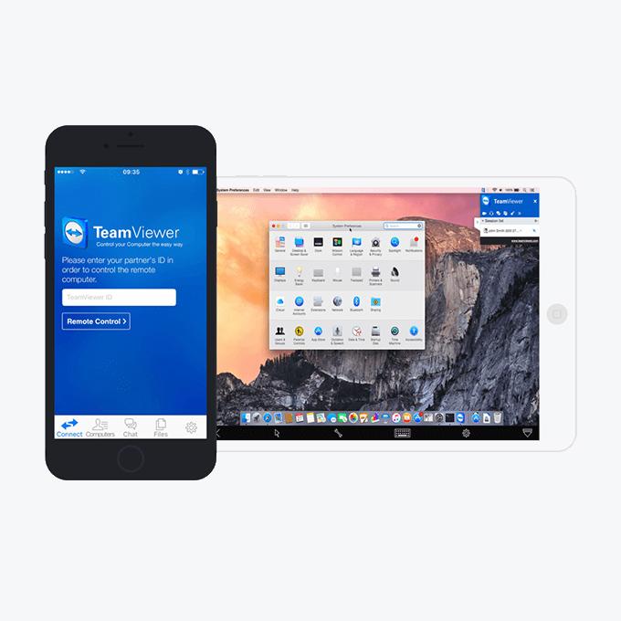 Assistenza remota a distanza per iPhone e iPad - RBR ALTAIR SRL