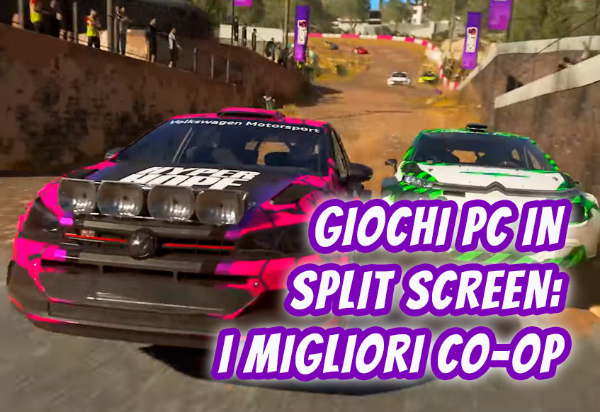 Giochi PC in split screen: i migliori co-op