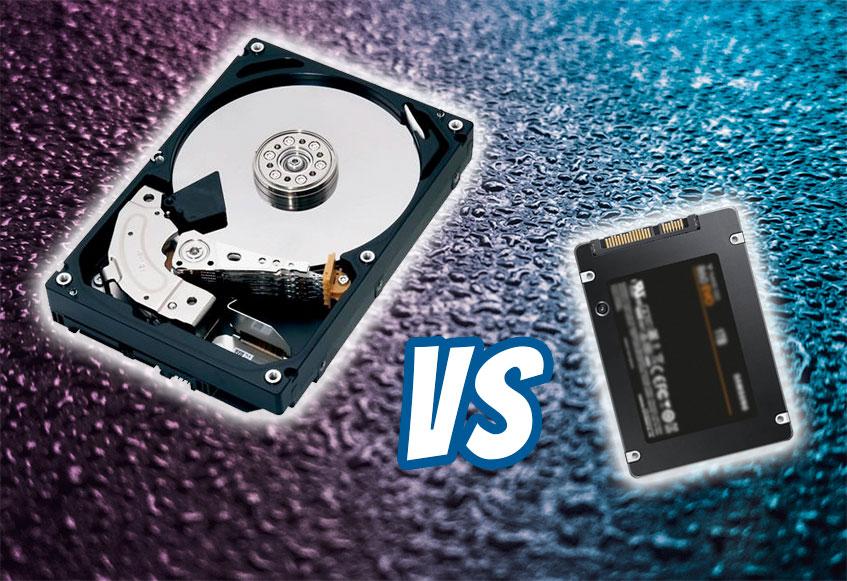 SSD vs HDD: il Confronto tra gli Storage
